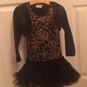 Other - Ooh la la Couture dress w/ matching jacket 3T